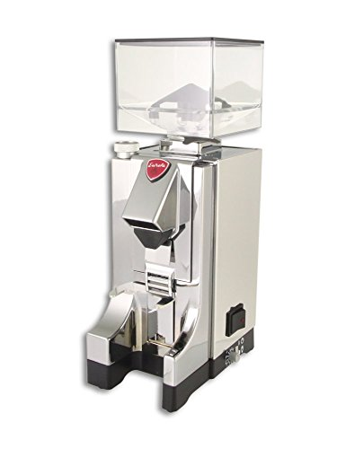 Eureka MCI Espressomühle mit Timer Chrom Kaffeemühle MCI/MT220C-951