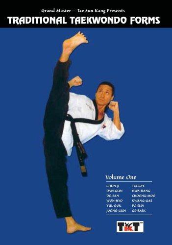 Traditional Taekwondo Forms Volume One