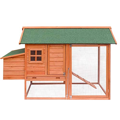 Merax Wooden Pet House