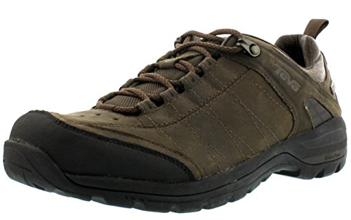 Teva Herren Kimtah eVent Leather M's Trekking- & Wanderhalbschuhe, Braun (914 turkish coffee), 39.5 EU
