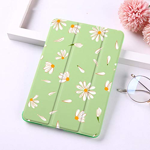 SMZNXF Tablet PC case,10.2-in iPad 2019 Flip Case For iPad Mini 5 4 3 2 Tablet Case Cover Auto Sleep Wake for iPad air 2 ipad PU Flower Protect Skin,B200064,12.9,in pro 2020
