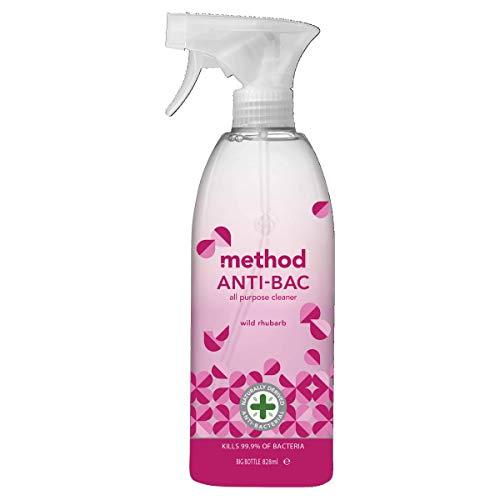 Method Antibacterial All Purpose Cleaner Wild Rhubarb (828 ml)