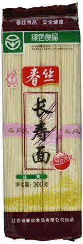Chunsi Weizennudeln, (Longlife), 6er Pack (6 x 300 g Packung)