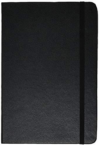Caderneta Ciceros Clássica Quadriculado 14X21 Preto/ Preto/ Preto, Cicero, 1988, Preto, 14 X 21