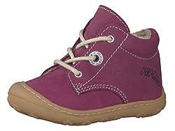 RICOSTA Pepino Mädchen Winterstiefel CORANY, WMS: Mittel, Kind-er Maedchen toben Spielen Freizeit leger Winter-Boots warm,Fuchsia,22 EU / 5.5 UK