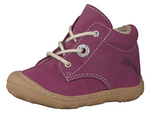 RICOSTA Pepino Mädchen Winterstiefel CORANY, WMS: Mittel, Freizeit Winter-Boots Outdoor-Kinderschuhe warm gefüttert Kids,Fuchsia,21 EU / 5 UK