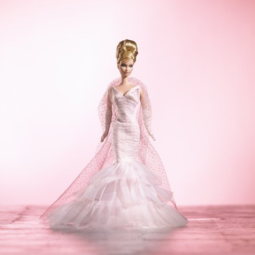 Mattel Barbie Collector Pink Ribbon Barbie Doll