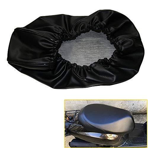 バイクシートカバー 厚手合皮素材 TODAY専用設計シートカバー 取り付け簡単 被せるだけの口ゴム式 ホンダトゥディ(AF61/AF67)