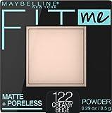 MAYBELLINE Fit Me Matte + Poreless Powder - Creamy Beige 122