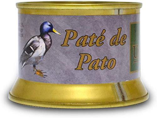 Montes Universales Pâté de canard à l Armagnac 125 g