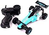 DJXWZX 2.4G control remoto Auto Racing Simulation modelo de juguete RC coche de...