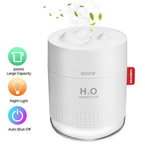 Product Image of the MOVTIP Cool Mist Mini Humidifier