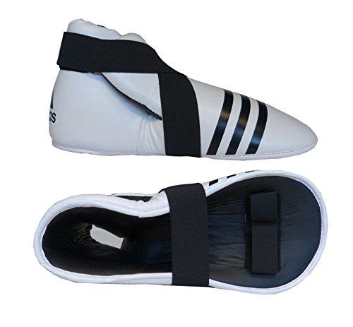 adidas Fußschützer Super Safety Kicks, weiß, XL