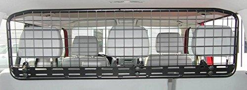 Kleinmetall Masterline für VW T5 + T6 Trenngitter/Hundegitter/Gepäckgitter