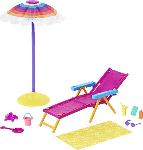 Barbie Beach Day lekset