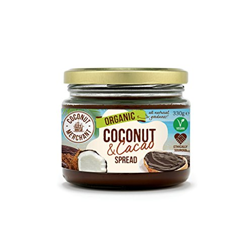 Marmellata di Cacao e Cocco 100% naturale (Cacao)