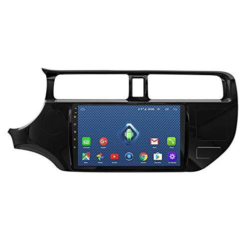 Android 8.1 Autoradio per KIA Rio K3 2012-2016 Car Stereo Navigazione GPS Touch Display Car Media Player Doppio DIN unità di Testa Supporto WiFi Controllo del Volante(Color:for 2012-2014)