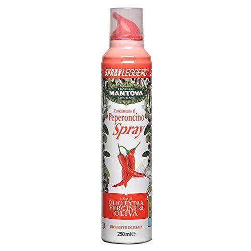 Condimento al Peperoncino in Olio di Extra Vergine di Oliva Spray 250 ml