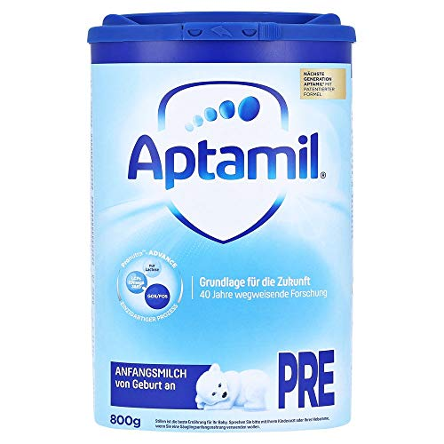 Aptamil Pronutra - Advance Pre, Anfangsmilch im Eazy Pack, 800g
