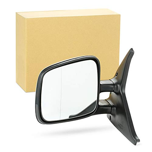 Mirror Glass Left for VW T5 BUS TRANSPORTER Heated Aspheric Mirror Glass