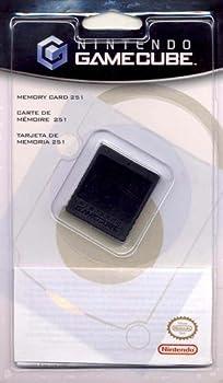 game cube memory card