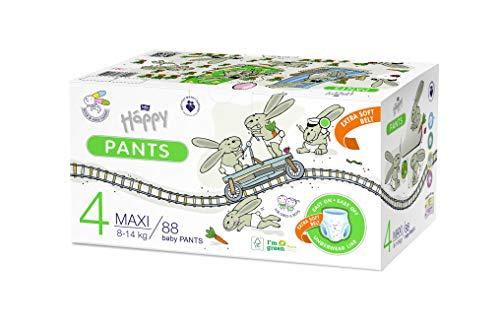 bella baby happy ÖKOPACK Pants Gr.4 Maxi 8-14 kg 88 Stück