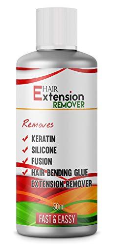 Hair Extensions Keratin/Silicon Fusion Pre-Bonded Glue tape Bond Adhesive...