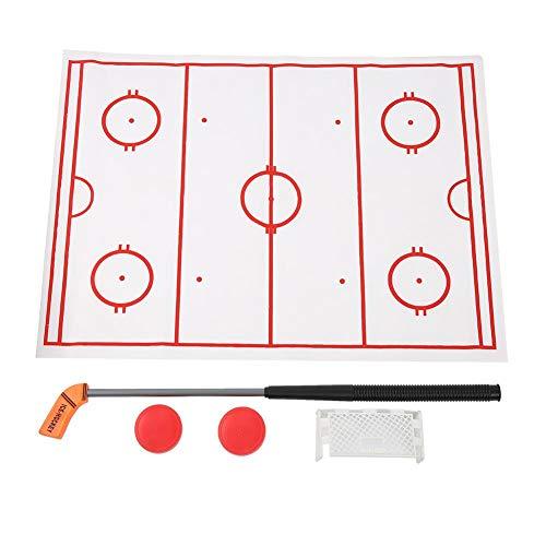 Eishockey Spiel Spielzeug in der Toilette, Hockey Sports Fun Angst Relief Spielzeug für Erwachsene, Kinder, Kinder