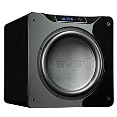 Massive 16-inch Ultra driver with unprecedented 8-inch edge wound voice coil ensures room-shaking SPLs and subterranean low frequency extension with pinpoint accuracy and speed in transients. Stunningly powerful, new Sledge 1500D Amplifier with fully...
