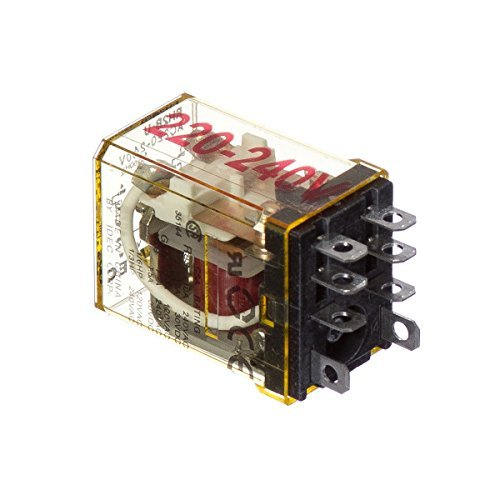2-Pole Relay, 240 Volts by Ice-O-Matic