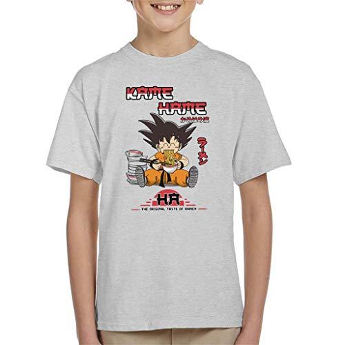 Cloud City 7 Kame Hame Ramen Shop Dragon Ball Z Kid's T-Shirt