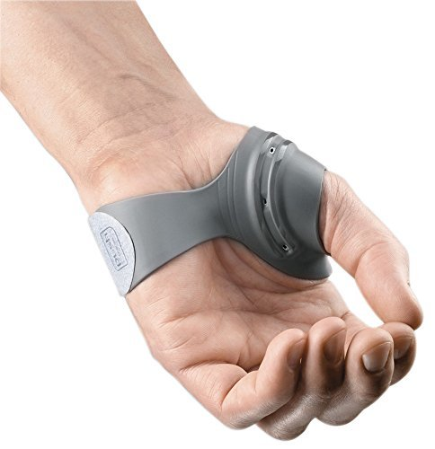Proven to relieve thumb CMC osteoarthritis pain and optimize function Can be worn comfortably during work, household and recreational activities Contoured metal insert offers custom fit & stability during pinch & grip without impeding movement Full p...