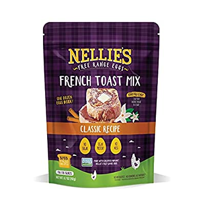 Nellie's Free Range Eggs French Toast Mix – C...