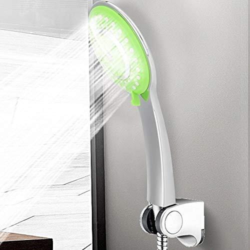 Equipo de ducha de mano Cabezales de ducha 3PCS Accesorios de baño...