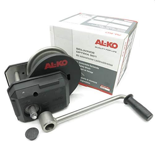 AL-KO- Seilwinde gebremst PLUS • Typ 901 PLUS • ohne Seil / Band bis 900kg