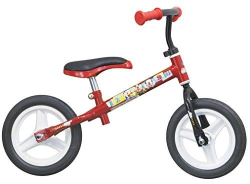 "Mickey Mouse - Rider Bike, Bicicleta de 10"" (Toimsa 104)"