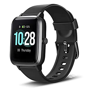 Fashion Shopping ANBES Health and Fitness Smartwatch with Heart Rate Monitor, Smart Watch for Home Fitness Tracking, Yoga, Exercise Bike…