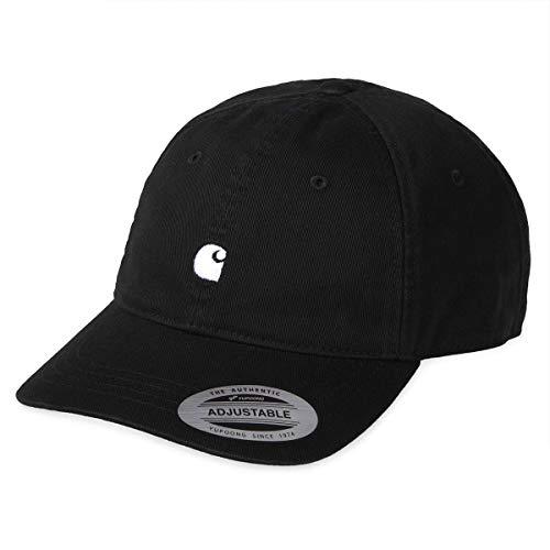 Carhartt Madison Logo Cap I023750 Black