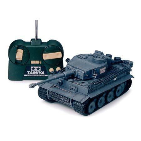 German Panzerkampfwagen VI - Tiger I 1/35 Scale Radio Control Tank Model