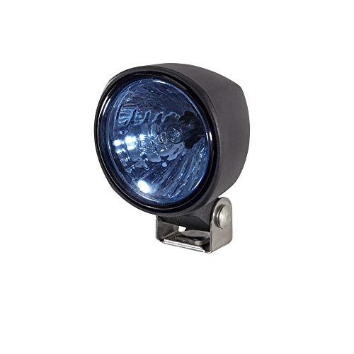 HELLA 1G0 996 176-671 Halogen-Arbeitsscheinwerfer - Modul 70 - 12V - Anbau/geschraubt - stehend - weitreichende Ausleuchtung - Stecker: H9 Stecker