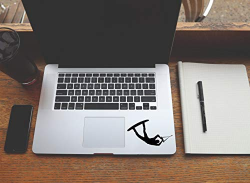 ADESIVO - STICKER  - PC - CASCHI - AUTO - MOTO - MOBILI - Sport: MacBook decalcomania, vinile...