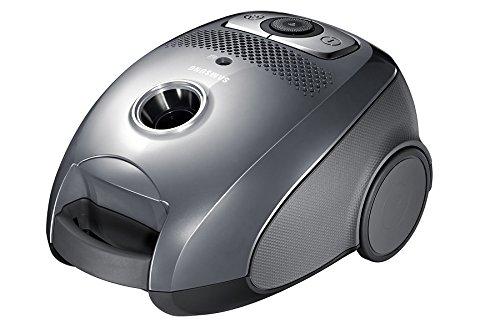 Samsung vcjg15rv Cylinder Vacuum Cleaner 3L 1500W und grau–Staubsauger (Cylinder Vacuum, E, trocken, Haus, Teppich, Hard floor, A)