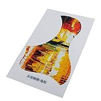 yotijar マルチスタイルABSプラスチックフォークスクラッチプレート接着剤デカールステッカー装飾 - 10