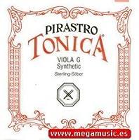 CUERDA VIOLA - Pirastro (Tonica 422321) (Plata) 3ェ Medium Viola 4/4