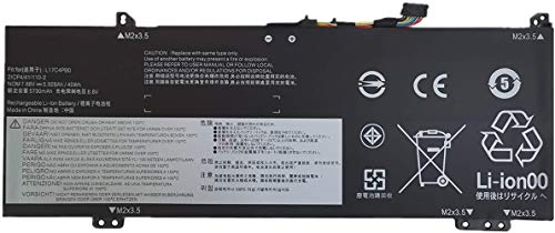 ASKC L17C4PB0 Laptop Akku für Lenovo Flex 6-14IKB 6-14ARR IdeaPad 530S-14ARR 530S-14IKB 530S-15IKB Series L17M4PB0 L17C4PB2 L17M4PB2 5B10Q16066 5B10Q16067 5B10Q22883 7.68V 45Wh