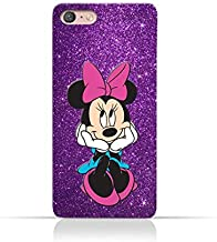 Oppo A71 2018 TPU Silicone Case with Minnie Mouse Smile Design