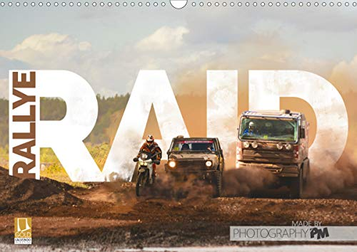 RALLYE RAID (Wandkalender 2021 DIN A3 quer)