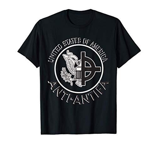 Anti Antifa Fascism Communist Liberals T-Shirt