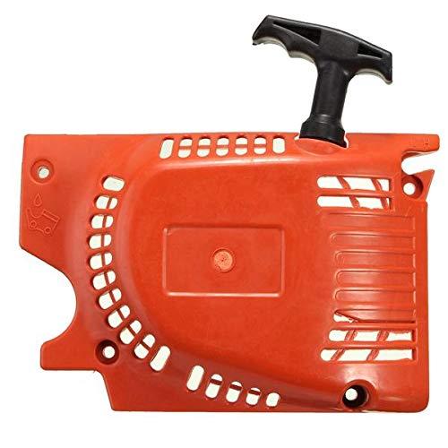 XinXinFeiEr Recoil Pull Start Starter rojo para sierra de cadena china 4500 5200 5800 45cc 52cc 58cc durable