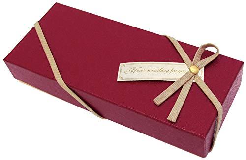 インディゴ チョコレート トリュフボックス 10個用 レザリー ディープレッド VB602